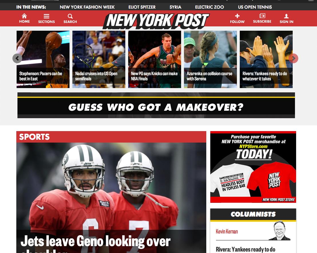 Sports   New York Post
