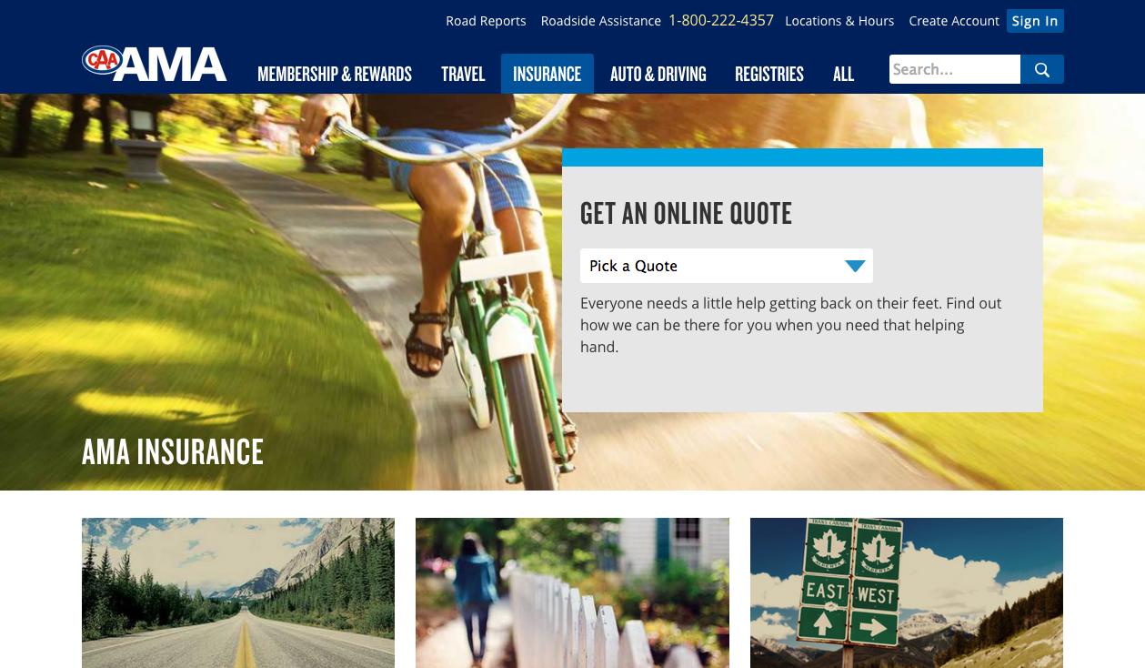 Auto Insurance   Home Insurance   Life Insurance   Insurance   AMA