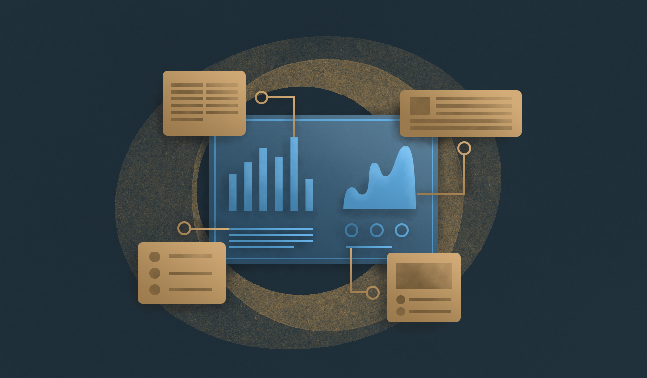 New Relic monitoring illustration