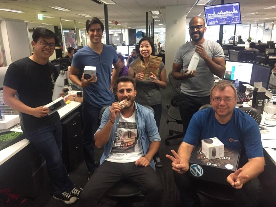 News Corp Australia Site Production Platform WordPress team