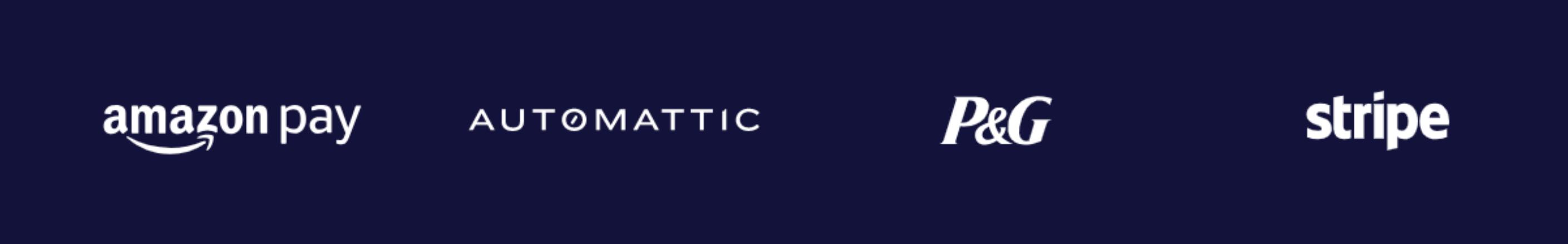 Saucal Customer Logos