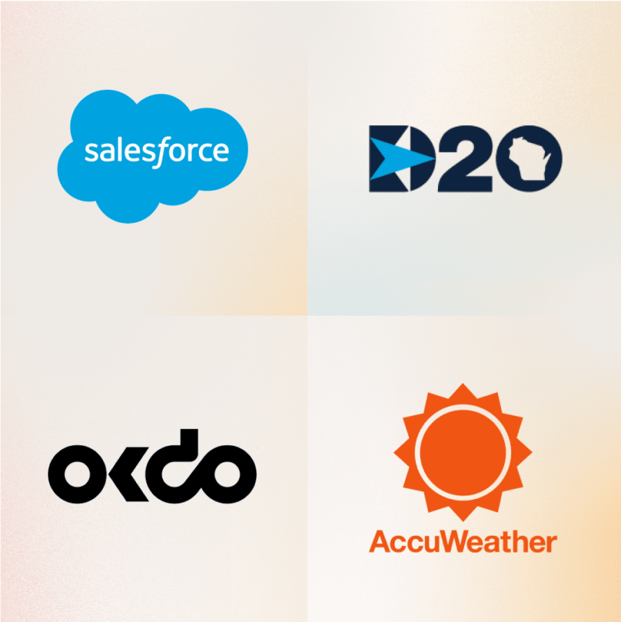Enterprise Content Management | Enterprise stories from Salesforce, Accuweather, the DNCC, and OKDo