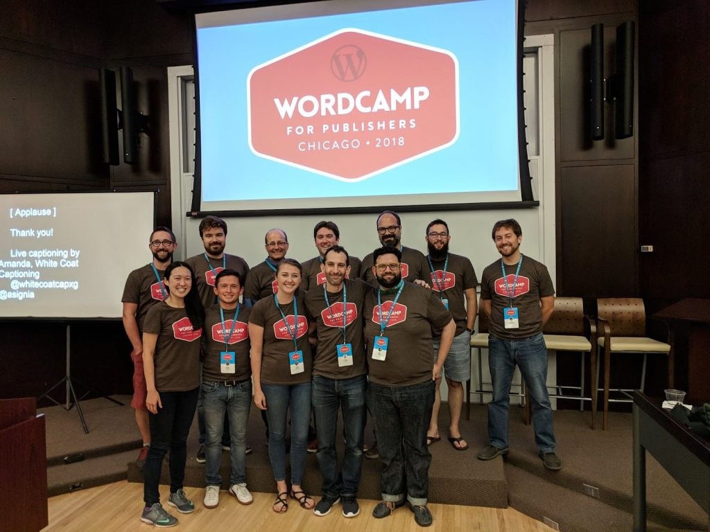 WordCamp for Publishers