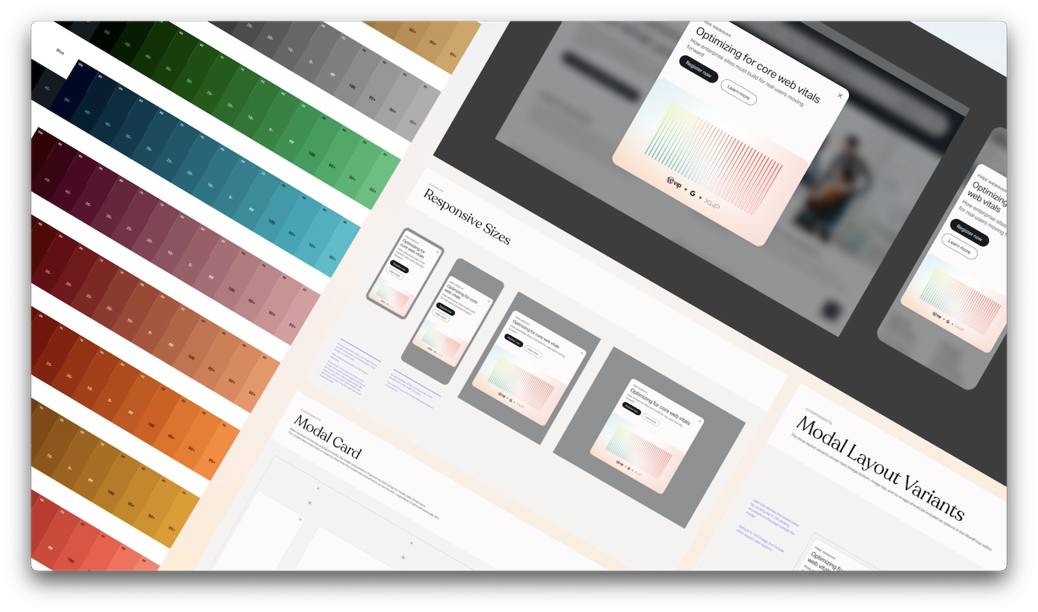 A look at the WordPress VIP design system